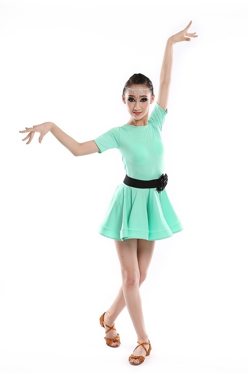 Latinklänning strl 150-160cm
