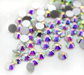 Högkvalitativa glaskristaller, Clear AB, SS16