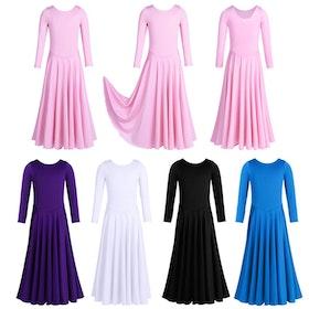 Standardklänning barn, flera färger