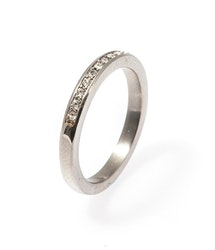 Moon Ring steel