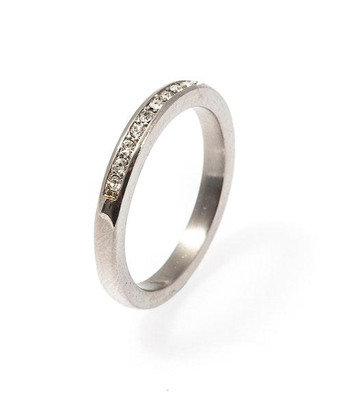 Moon Ring steel