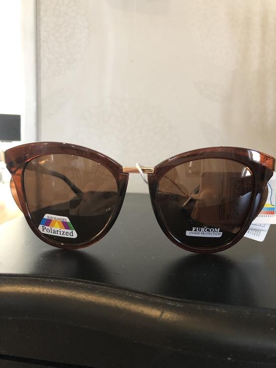 Solglasögon Svarta eller Bruna