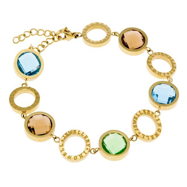 Mikaela Armband Mini Guld