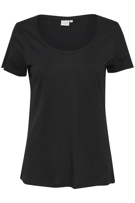 Naia T-shirt Black, Cranberry eller Lead Grey