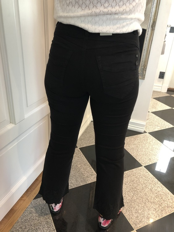 Stacy Pants Black