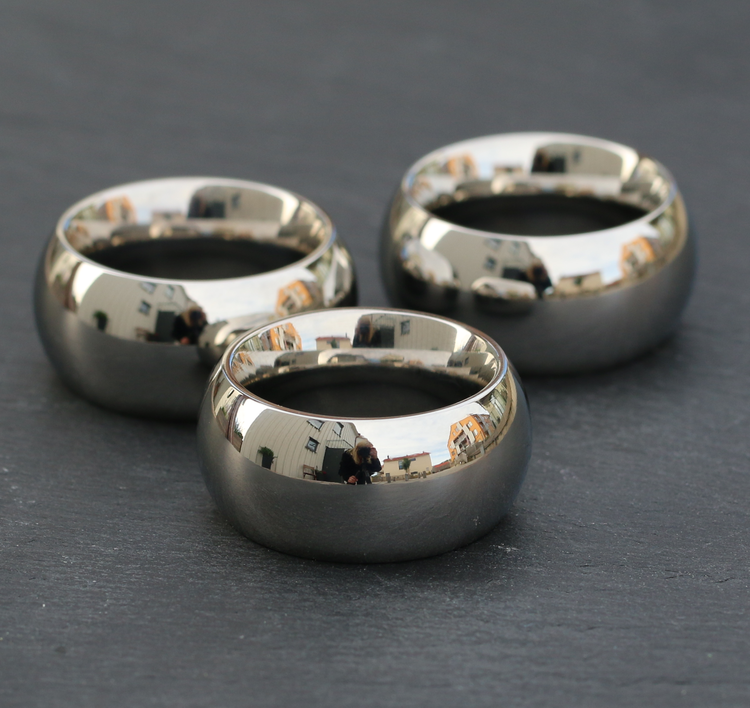 Nora Ring Steel