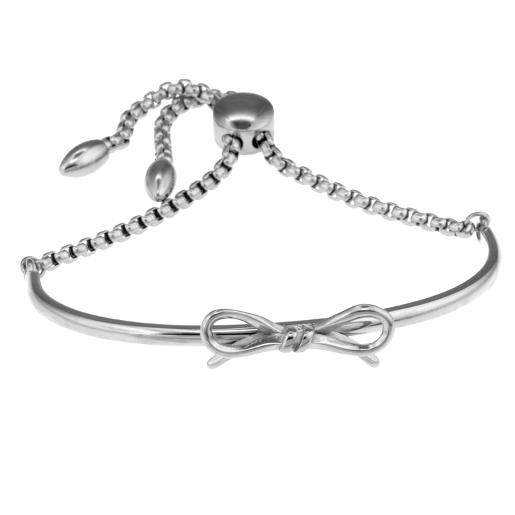 Molly Bangle Mini Steel