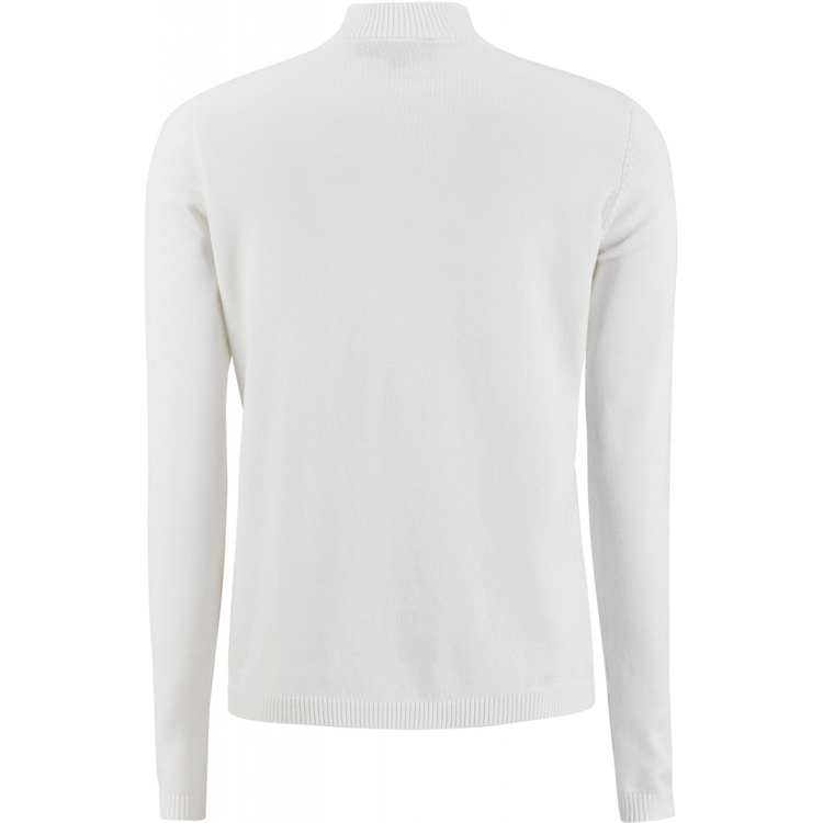 Zara Turtleneck  Vit
