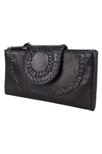Ladies Wallet Black