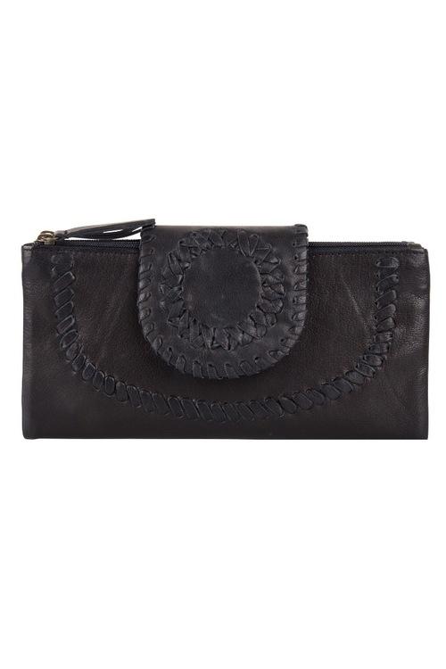 Ladies Wallet Black