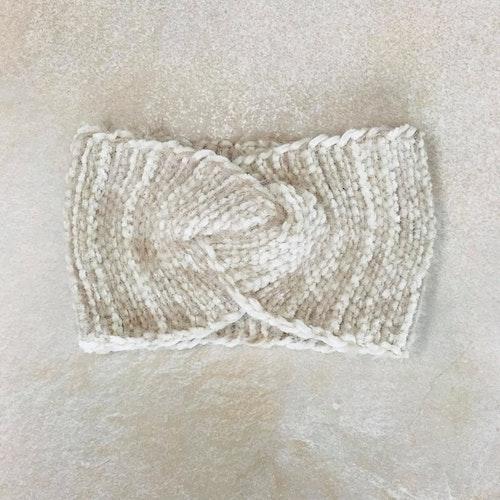 Pannband Off-white eller Svart