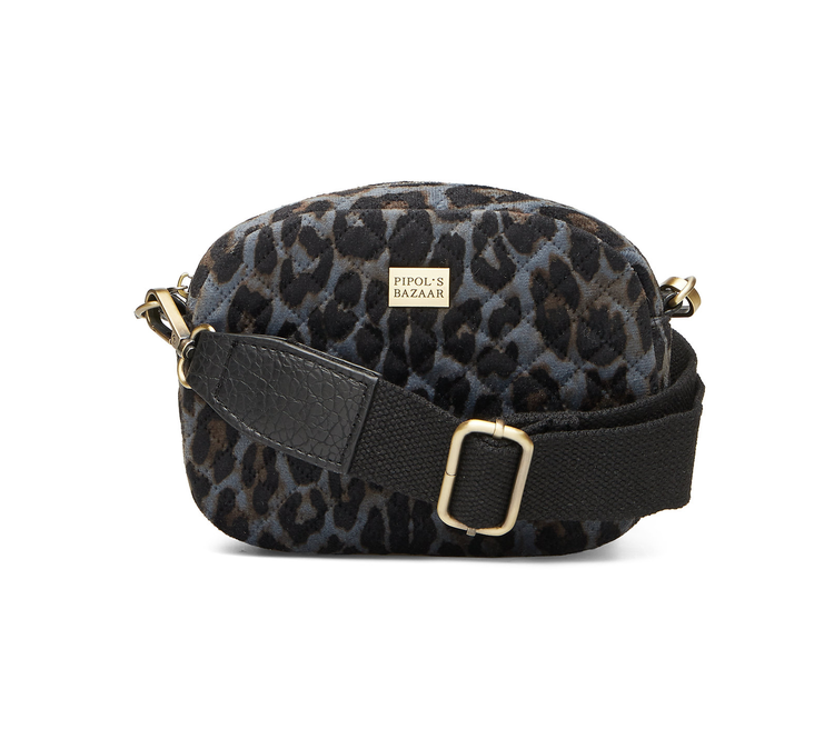 Solar Mini Cross Bag Velvet Leo Dauve