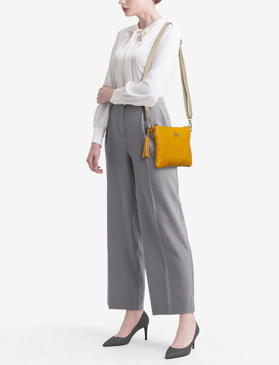 Stile Cross Bag Mustard