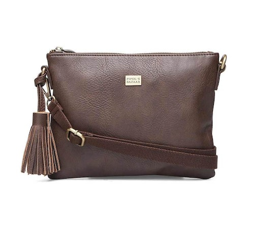 Stile Cross Bag Brun