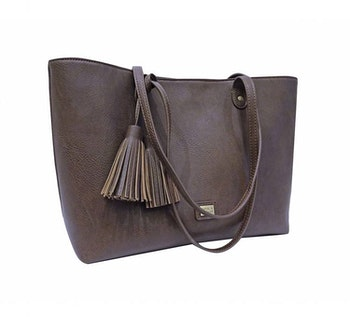 Stile Shoppingbag Brun