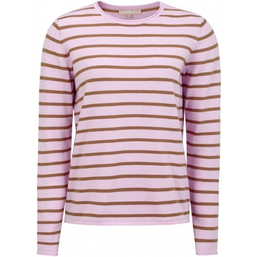 Zara O-neck Knit Cumin