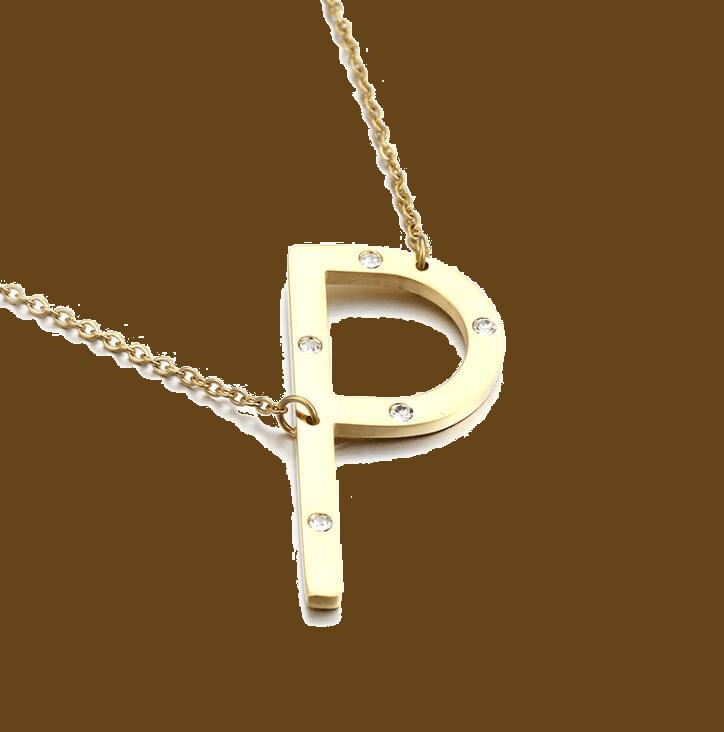 Identity Halsband Gold