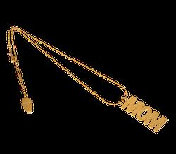 MOM Halsband Gold