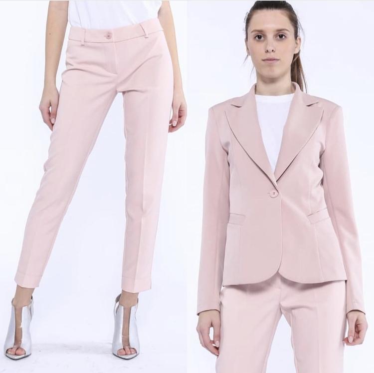 Kostymbyxor Rosa