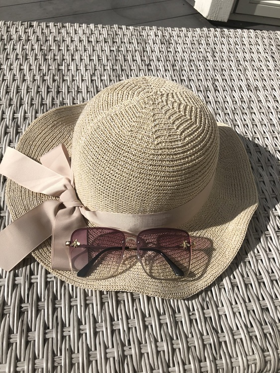 Summerhat Off white