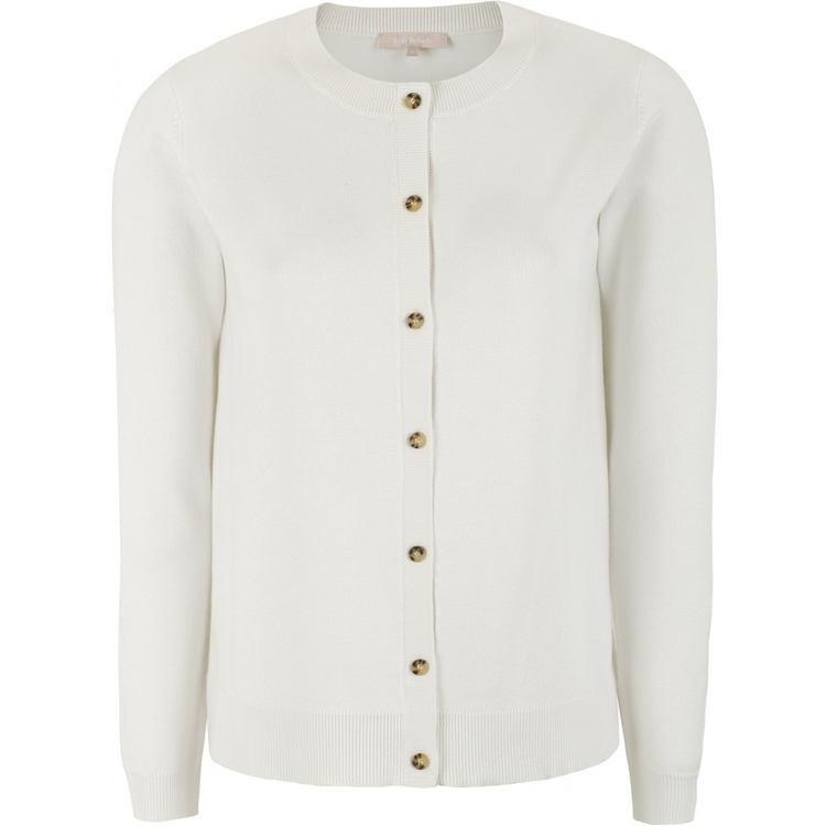 New Cardigan White