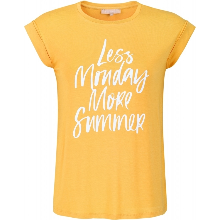 Summer T-shirt Kumquat