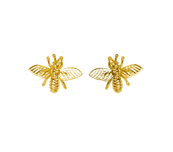 Insect Studs Guld