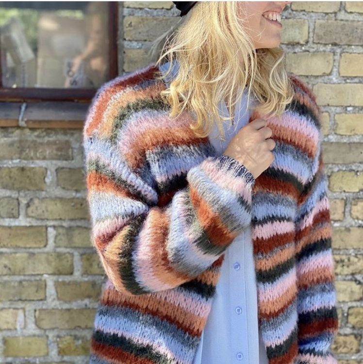 Tanita Cardigan Mix