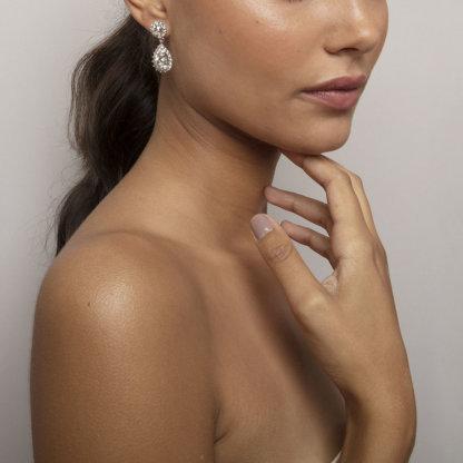 Sofia Crystal  Örhängen