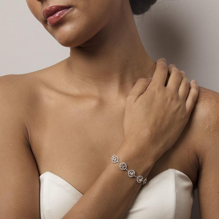 Miranda Silk armband
