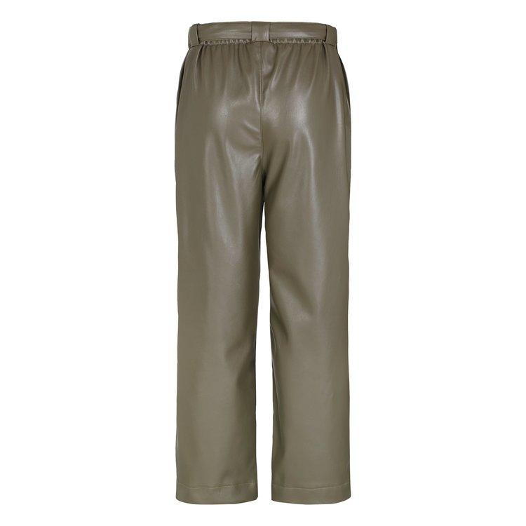 Alba Pants Dark Oliv