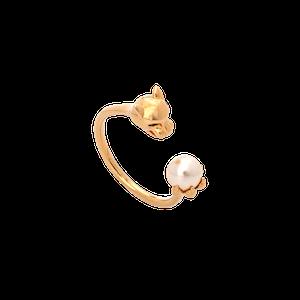 Queen Sheba Ring Guld