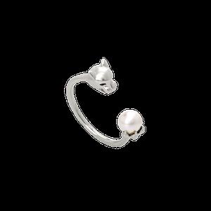 Queen Sheba Ring Silver