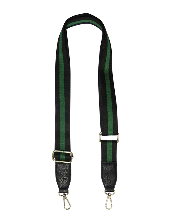 Strap Striped Green