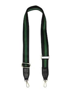 Strap Striped Green