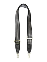Strap Arrow Silver Black