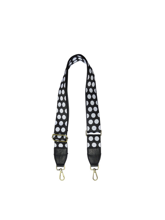 Strap Dotted BW