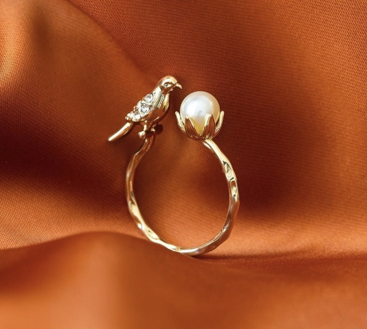 Eden Peace Ring Guld