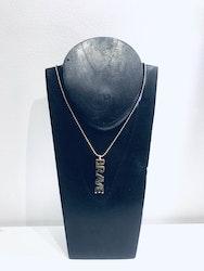 Brave Halsband Guld