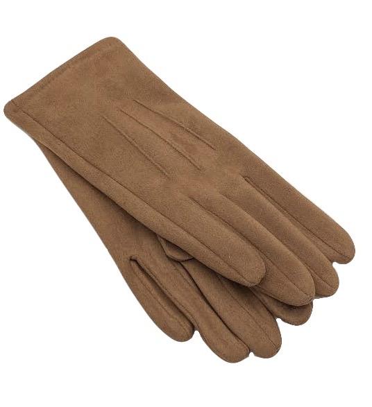 Handskar Brun