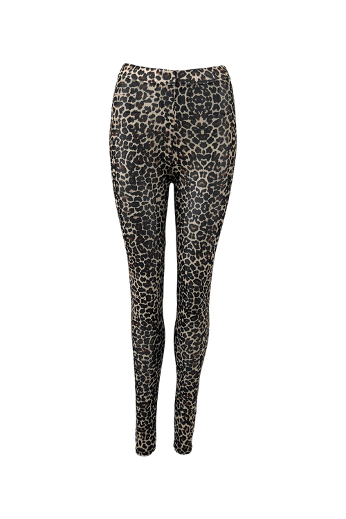 Annie Leggings Brown/Leo