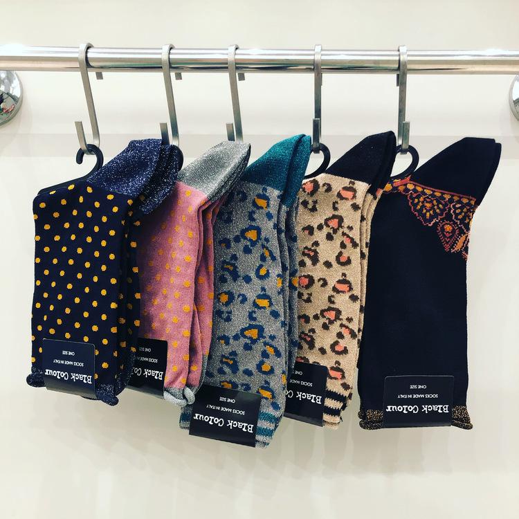 Socks Grey/Leo