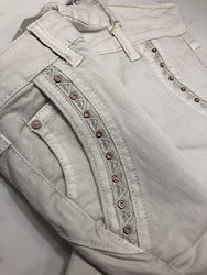 Holly Twill Jeans Sand