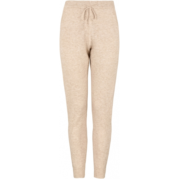 Tamara Knit Pants White pepper