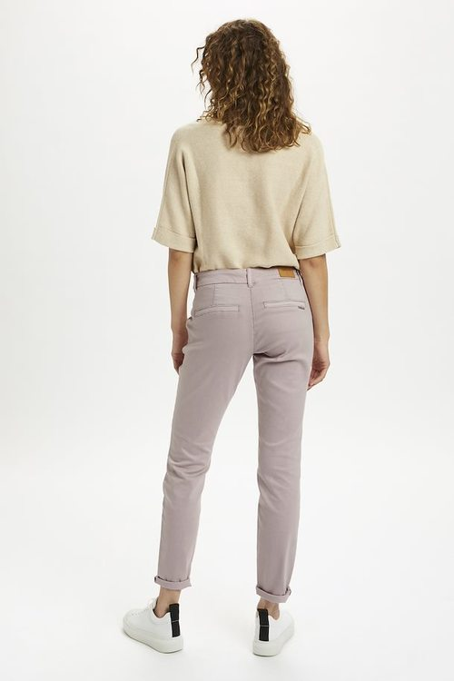 Cindy Chinos - Byxor  Burnished