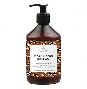 Handtvål Wash hands kick ass