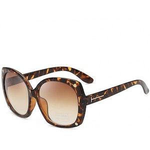 Solglasögon Leopard