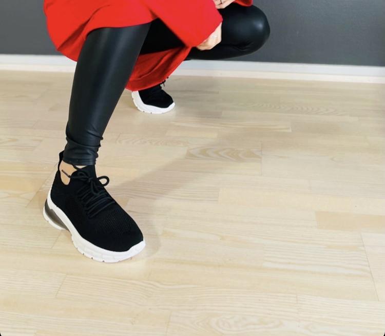Elma Sneakers Svart