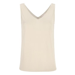 Ella Tank Topp White pepper
