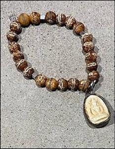 ICON Shanti Buddha Armband